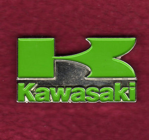 Kawasakibadge